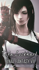 Wordpress - Icon - Tifa - FF7