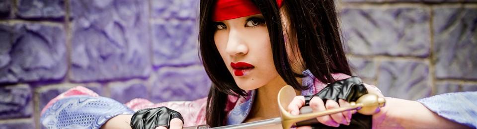 Mei Hoshi's Cosplay Blog